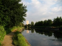 London landscape 2008