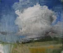 2007, oil on canvas, 40 x 43 cm, Kunstsammlung Kanton Zurich