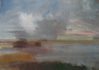 2006, oil on paper, 21 x 29.7 cm