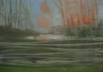 2006, oil on paper, 21 x 29.7 cm, Kunstsammlung Kanton Zurich