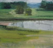 2007, oil on canvas, 39.5 x 43 cm