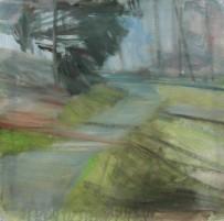 2007, oil on canvas, 40 x 39 cm, Kunstsammlung Kanton Zurich