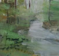 2006, oil on canvas, 40 x 40 cm