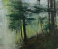 2007, oil on canvas, 30.5 x 35.5 cm