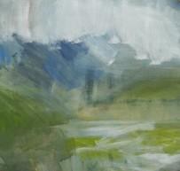 2007, oil on canvas, 30 x 31 cm